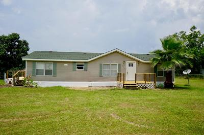 Quitman Single Family Home For Sale: 2845 Pauline Church Rd.