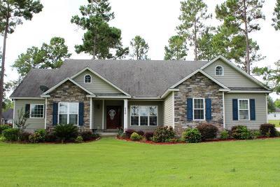 Valdosta GA Single Family Home For Sale: $225,000