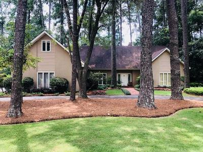 Berrien County, Brooks County, Cook County, Lanier County, Lowndes County Single Family Home For Sale: 3310 Plantation Drive