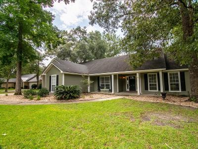 Berrien County, Brooks County, Cook County, Lanier County, Lowndes County Single Family Home For Sale: 3830 Rosewood Circle