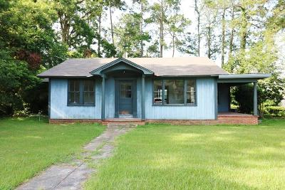 Quitman Single Family Home For Sale: 806 W Lafayette Street