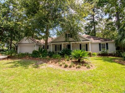 Valdosta Single Family Home For Sale: 6 Cherry Point