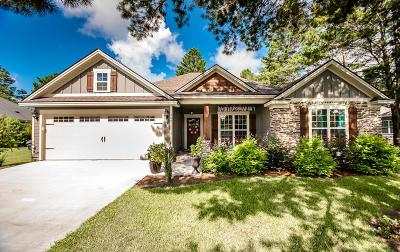 Lake Park Single Family Home For Sale: 809 Sand Crane Circle