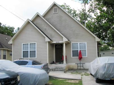 Berrien County, Brooks County, Cook County, Lanier County, Lowndes County Single Family Home For Sale: 633 River St.