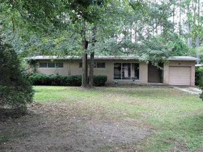Berrien County, Brooks County, Cook County, Lanier County, Lowndes County Single Family Home For Sale: 2331 Deborah Drive
