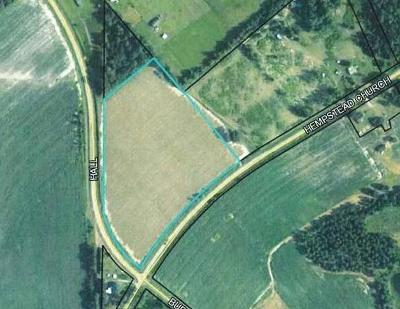 Commercial Lots & Land For Sale: 4265 Hempstead Church Road