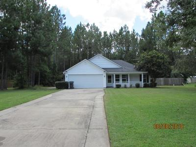 Lakeland Single Family Home For Sale: 12 Tupelo Trail