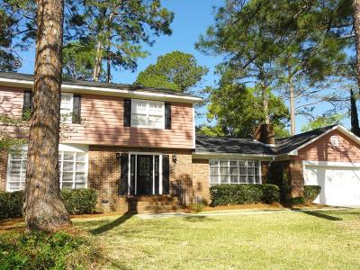 Valdosta Single Family Home For Sale: 3010 Wendover Rd