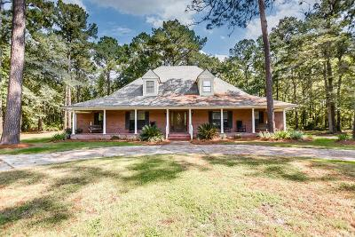 Valdosta Single Family Home For Sale: 300 Quail Drive