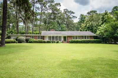Valdosta Single Family Home For Sale: 2107 Jerry Jones Drive