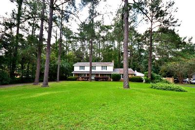 Berrien County, Brooks County, Cook County, Lanier County, Lowndes County Single Family Home For Sale: 1111 Lake Drive