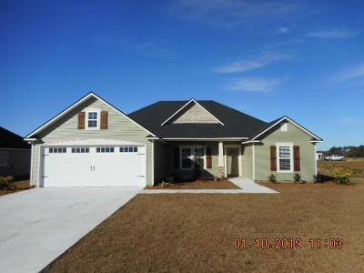 Single Family Home For Sale: 3953 Valiant Court