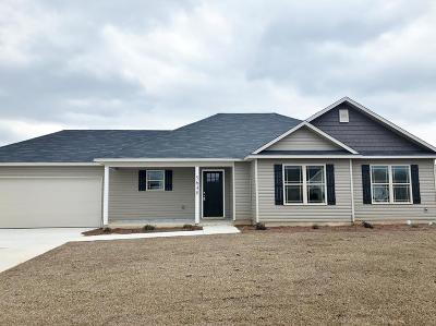 Berrien County, Brooks County, Cook County, Lowndes County Single Family Home For Sale: 5640 Encino Lane