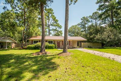 Single Family Home For Sale: 601 Memorial Dr