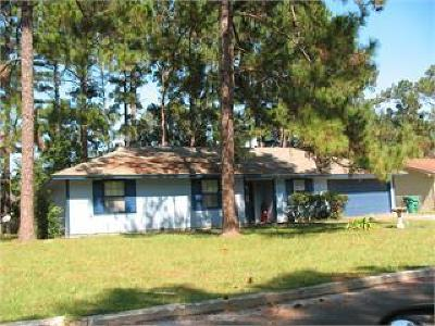 Valdosta Single Family Home For Sale: 1612 Euclid St
