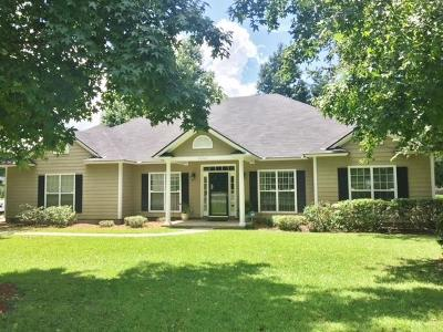 Valdosta Single Family Home For Sale: 4742 McAllister Street
