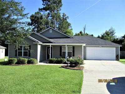 Hahira Single Family Home For Sale: 461 Bryson Circle