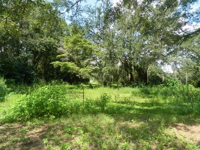Brooks County Residential Lots & Land For Sale: Old Madison Road