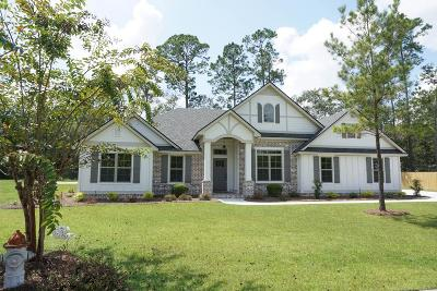 Valdosta GA Single Family Home For Sale: $274,900