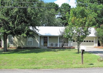 Berrien County, Brooks County, Cook County, Lanier County, Lowndes County Single Family Home For Sale: 3922 Foxridge Drive