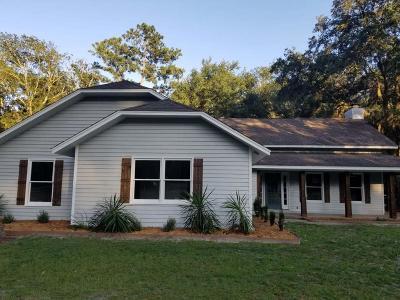Valdosta Single Family Home For Sale: 3528 River Chase Drive