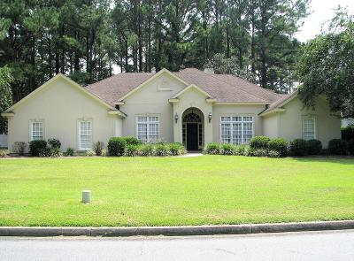 Valdosta GA Single Family Home For Sale: $360,000