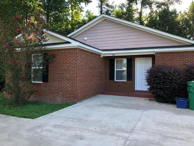 Valdosta GA Single Family Home For Sale: $112,900