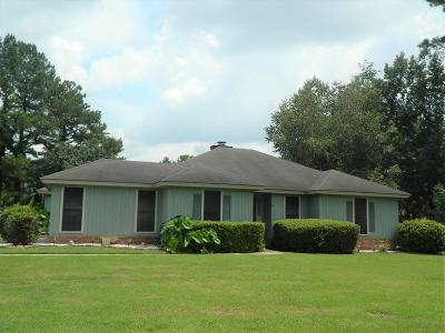 Valdosta GA Single Family Home For Sale: $199,900
