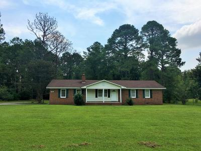 Berrien County, Brooks County, Cook County, Lanier County, Lowndes County Single Family Home For Sale: 3961 Howell Drive