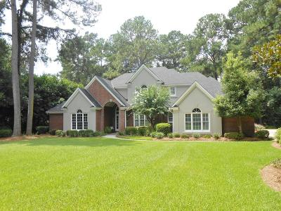 Valdosta GA Single Family Home For Sale: $474,900