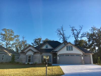 Valdosta GA Single Family Home For Sale: $219,900