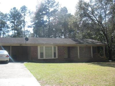 Valdosta Single Family Home For Sale: 811 Gornto Rd.