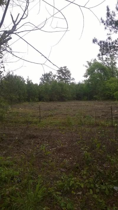 Berrien County, Lanier County, Lowndes County Residential Lots & Land For Sale: Simpson