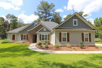 Valdosta Single Family Home For Sale: 3208 Stafford Crossing