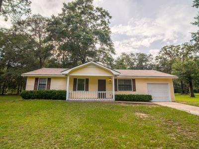Berrien County, Brooks County, Cook County, Lanier County, Lowndes County Single Family Home For Sale: 5414 Pikes Pond Drive