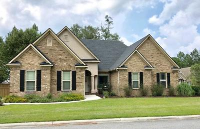 Hahira Single Family Home For Sale: 7374 Wind Chase Dr