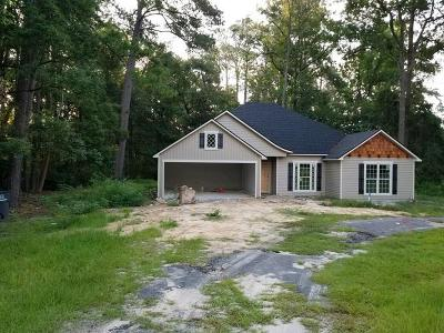Berrien County, Brooks County, Cook County, Lowndes County Single Family Home For Sale: 1512 S Dogwood