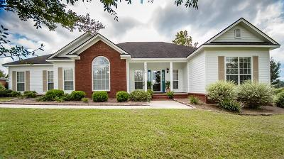 Single Family Home For Sale: 5314 Mimosa Circle