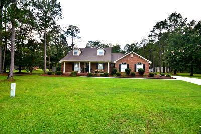 Hahira Single Family Home For Sale: 5013 Shadow Ridge Circle