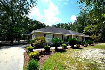 Berrien County, Brooks County, Cook County, Lanier County, Lowndes County Single Family Home For Sale: 4810 Carter Lane