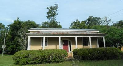 Quitman Single Family Home For Sale: 1000 N Jefferson Street