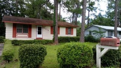 Valdosta GA Single Family Home For Sale: $27,900