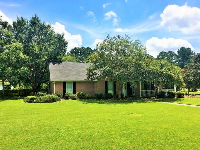 Valdosta Single Family Home For Sale: 3104 Morgans Way