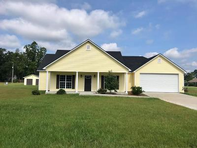 Berrien County, Brooks County, Cook County, Lowndes County Single Family Home For Sale: 286 Michele Lane