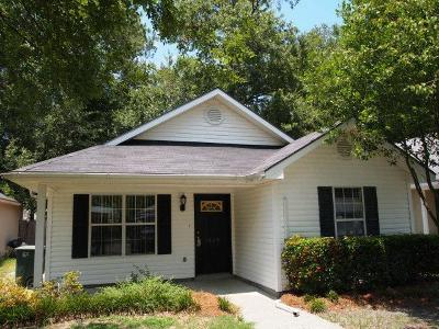 Valdosta Single Family Home For Sale: 1628 Lexington Circle