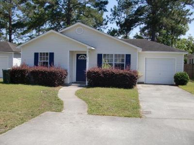 Valdosta Single Family Home For Sale: 1713 Largo Circle