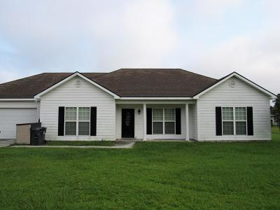 Berrien County, Brooks County, Cook County, Lanier County, Lowndes County Single Family Home For Sale: 45 Westwind Way