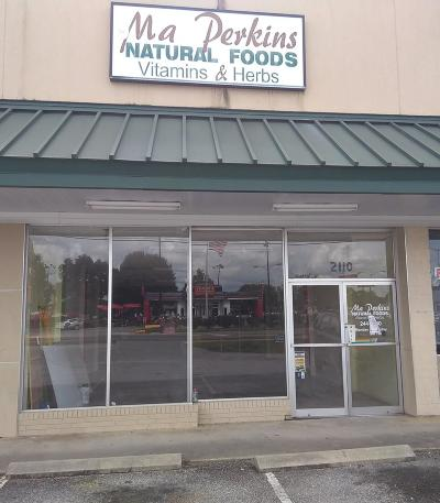 Lowndes County Commercial Lease For Lease: 2110 N Ashley St