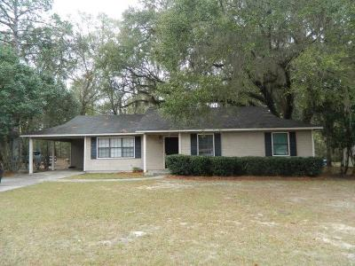 Berrien County, Brooks County, Cook County, Lanier County, Lowndes County Single Family Home For Sale: 1306 Baymeadows