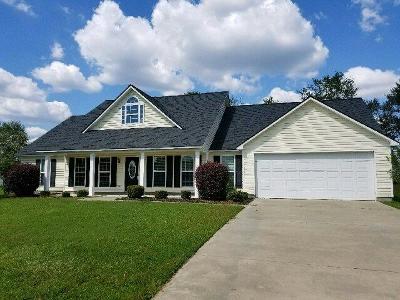 Nashville Single Family Home For Sale: 1304 Carolina Trace